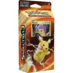 Starter Pokémon XY Evolutions - Puissance Pikachu
