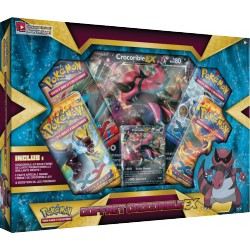 Coffret Pokemon - Crocorible-EX