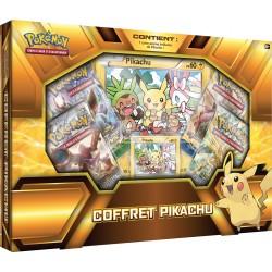 Coffret Pokemon Noêl 2016 - Coffret Pikachu