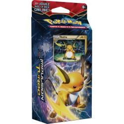 Starter Pokemon XY Impulsion Turbo - Flamme Etincelante
