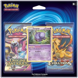 Pack Pokemon XY Evolution - Smogogo