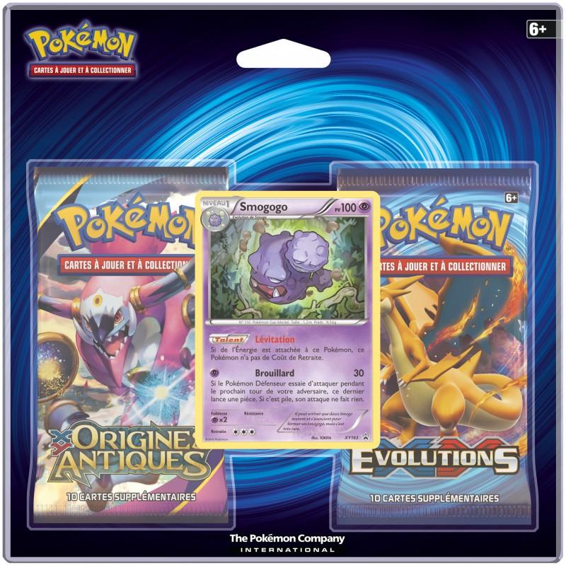 Pack pokemon xy evolution smogogo - Evolution pokemon xy ...