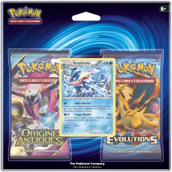 Pack Pokemon XY Evolution - Amphinobi