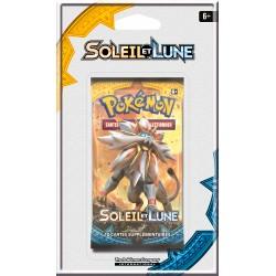 Booster Pokémon Soleil et Lune - Sous Blister