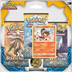 Pack Pokémon Soleil et Lune - Flamiaou