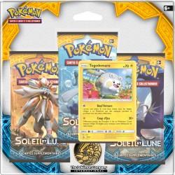 Pack Pokémon Soleil et Lune - Togedemaru