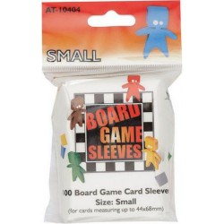 Board Game Sleeves x 100 - Small 44 x 68 mm
