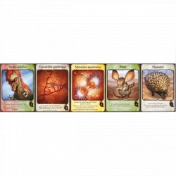 Evolution VF - Cartes Promo