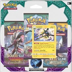 Pack Pokémon Soleil et Lune 2 - Lucanon