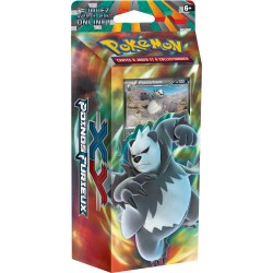 Starter Pokemon XY Poings Furieux - Fougue Obscure