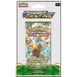 Booster Pokémon - XY Impact des Destins - Sous Blister