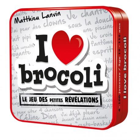 I Love Brocoli
