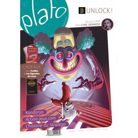 Plato Magazine n°97