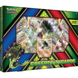 Coffret Pokemon 2016 - Coffret Zygarde