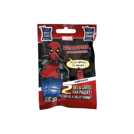 Dice Masters - Deadpool - Booster VF