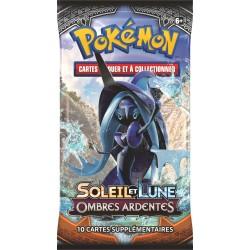 Booster Pokémon Soleil et Lune 2 - Ombres Ardentes