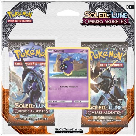 Pack Pokémon Soleil et Lune 3 - Cosmog