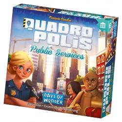 Quadropolis - Services Publics - Extension
