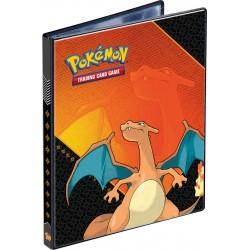 Cahier range-cartes - Portfolio Pokémon XY Dracaufeu - A4