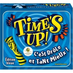 Time's Up - Edition Bleue