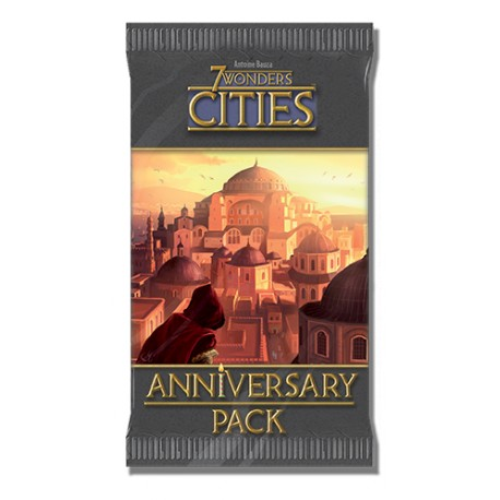 7 Wonders - Cities - Anniversary Pack - VF