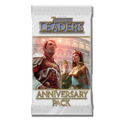 7 Wonders - Leaders - Anniversary Pack - VF