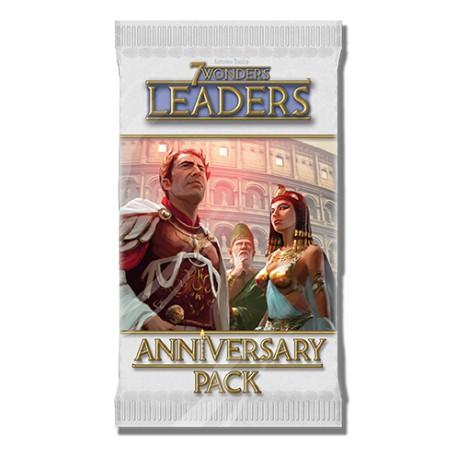 7 Wonders - Leaders - Anniversary Pack - VF