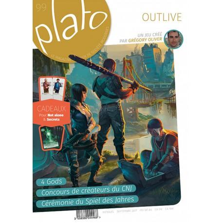 Plato Magazine n°99