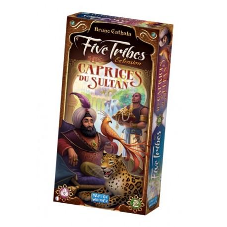 Five Tribes - Les Caprices du Sultan