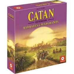 Catane - Barbares & Marchands