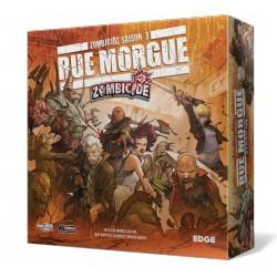 Zombicide - Saison 3 - Rue Morgue