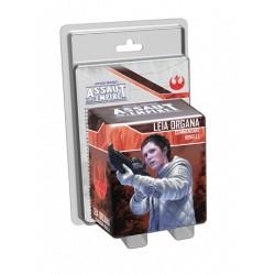 Star Wars : Assaut sur l'Empire - Leia Organa - Commandant Rebelle