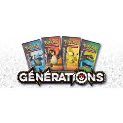 Booster Pokemon Génération