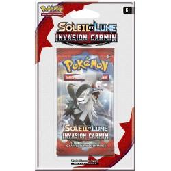 Booster Pokémon Soleil et Lune 4 - Invasion Carmin - Sous blister