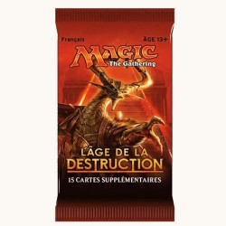 Magic the Gathering : Age de la Destruction - Booster