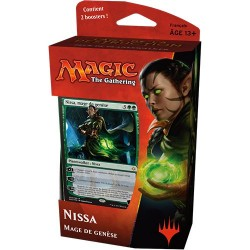 Magic the Gathering : Age de la Destruction - Planeswalker Deck Nissa