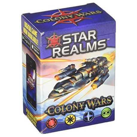 Star Realms - Colony Wars - VF
