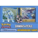 Pokemon Diamant & Perle - Kit du dresseur - Set Débutant
