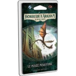 Horreur à Arkham - Le Jeu de Cartes - Le Musée Miskatonic