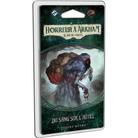 Horreur à Arkham - Le Jeu de Cartes - Du Sang sur l'Autel