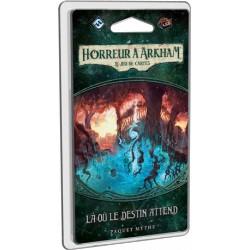 Horreur à Arkham - Le Jeu de Cartes - Là où le Destin Attend