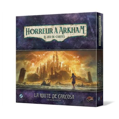 Horreur à Arkham - Le Jeu de Cartes - La Route de Carcosa
