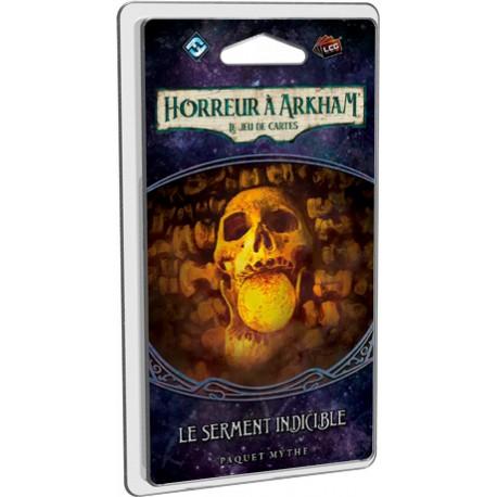 Horreur à Arkham - Le Jeu de Cartes - Le Serment Indicible