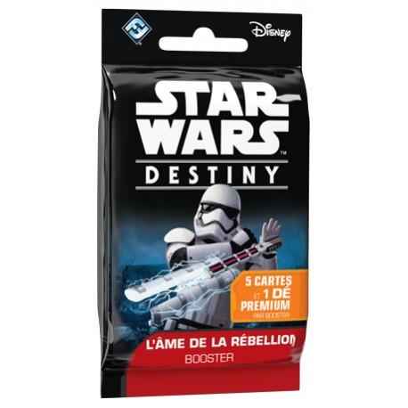 Star Wars - Destiny - Booster L'Âme de la Rébellion