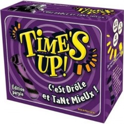 Time's Up - Celebrity 3 - Edition Purple