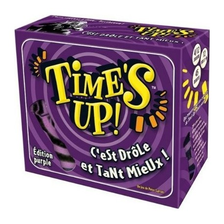 Time's Up - Edition Purple