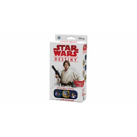 Star Wars - Destiny - Starter Luke Skywalker