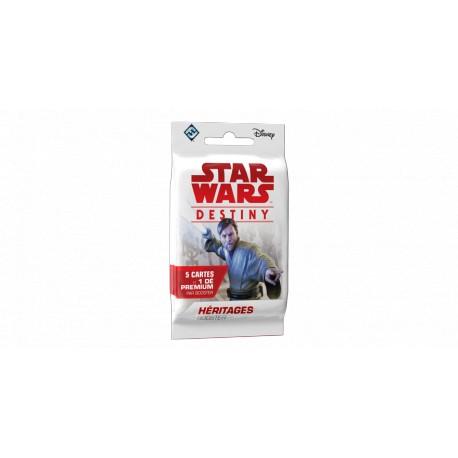 Star Wars - Destiny - Booster Héritages