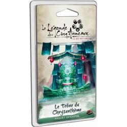 La Légende des Cinq Anneaux - JCE - Le Trône du Chrysanthème