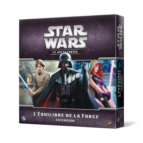 Star Wars - JCE - L'Équilibre de la Force